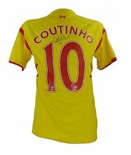 C Surname Initial Signed Football Shirts