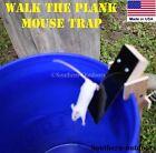Original Walk The Plank Mouse Trap - Auto Reset - USA MADE