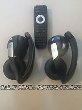 2009 - 2013 Mercedes 2 Headphones & 1 Remote *See Chart For Compatible Vehicles