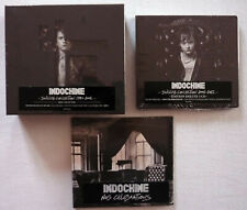 Indochine Singles Collection 1981-2021 Box collector intégrale 7CD+célébrations