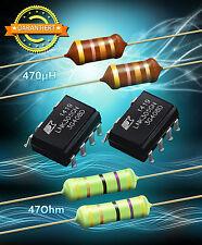 Set Riparazione 2x lnk305gn IC + 2x resistenza 47 Ohm 3w + 2x HF A FARFALLA 470µh