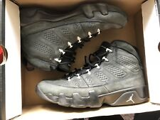 73a0a79936b Style  Basketball Shoes. Air Jordan Retro 9 Anthracite Size 10