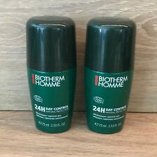 Homme Day Control Natural Protect 24H – Lot 2 X 75 ml