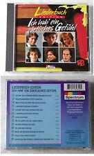 LIEDERBUCH EDITION Peter Cornelius, Danzer, Wecker,... Rare Spectrum CD TOP