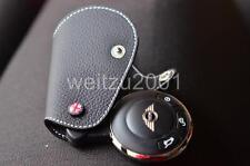 MINI Cooper Leather Key fob Case R55-R61 Clubman/Paceman/Countryman JCW GP S SD