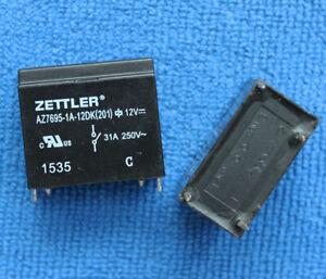 1pcs AZ7695-1A-12DK Relay 12V 31A 4Pins
