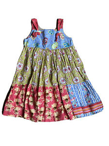 Matilda Jane Knot Dress - Size 4 - EUC - **VINTAGE**