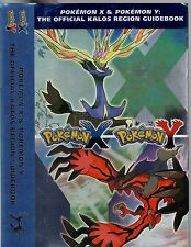 POKEMON X & POKEMON Y: THE OFFICIAL KALOS REGION GUIDEBOOK (HCDJ; 2013)
