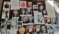 More details for tv autographs ( 20+ signed photos / letters from my private collection )