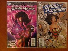 Blackest Night: Wonder Woman #3 (2010, Dc) &Wonder Woman (2006 3rd Series) #14