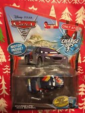 DISNEY CARS 2 CHARGE UPS MAX SCHNELL NEW TARGET EXCLUSIVE