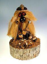 5 Arts Studio Arsenbak Gardening Farming Troll Rare Hemp Wood Nature Le