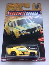 Hot Wheels Mazda RX3 Race Day Car Culture 2017