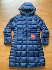 NWT The North Face Women's Metropolis Parka Coat Down Jacket 550 Size XL $289