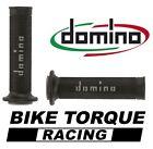Honda CBR900 Fireblade Black & Grey Domino RR Diamond Handle Bar Grips