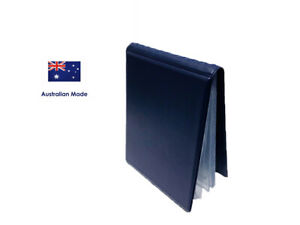 Viewee Twoee - 40 Page - Navy - Australian Made - Army & Military
