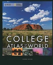 College Atlas of the World by Roger Downs, H. J. de Blij and U. S. National...