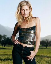Sarah Michelle Gellar Buffy Ringer actress 1 new glossy 8x10 photo picture #137