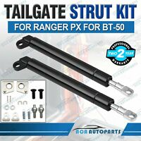 PAIR REAR TAILGATE SLOW DOWN SHOCK STRUT KIT FOR FORD RANGER PX PX2 WILDTRAK AU