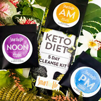 Smart for Life 5 Day Keto Cleanse Kit (15 Pouches)