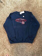 Puma NFL New York Giants Logo Football Sweatshirt Shirt Sz 2XL