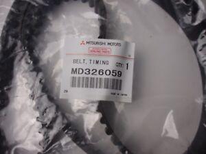 Mitsubishi OEM 4G63T Timing Belt MD326059  1990-1999