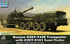 1/35 Trumpeter Soviet Army Tractor KZKT-7428 #1039