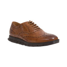Deer Stags Men's   Benton Wing Tip Oxford