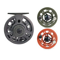 Aventik Aluminium Freshwater and Saltwater Fly Reel with Extra Two Spools