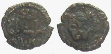 *TRIU* PALERMO Guglielmo II (1166-1189) FOLLARO in bronzo