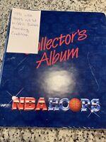 1991-92 NBA HOOPS COMPLETE SET SERIES 1 & 2 MICHAEL JORDAN 1-590 🏀🔥 RARE 👀👀
