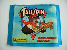 Panini: Disney´s Käpt´n Balu / Tale Spin, 50 volle Tüten, toprar von 1991 !!!