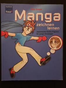 Manga zeichnen lernen Japanische Comic-Figuren für junge Einsteiger
