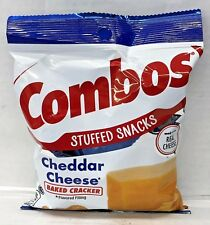 Combos Cheddar Cheese Cracker Baked Snacks 6.30 oz