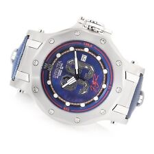 Invicta Men's 52mm JT Hall of Fame Limited Edition Leather Strap Watch,New