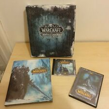 World of Warcraft: Wrath of the Lich King CE - USED - Box + Artbook + Soundtrack