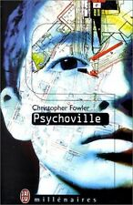 Psychoville.Christopher FOWLER.J'ai Lu Millenaires (Grand Format) SF25A