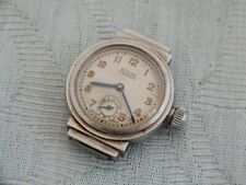 """Rare Art-Deco 1935 Steel Rolex """"Egyptian Oyster"""" Ladies/Mid, from old watchmaker"""