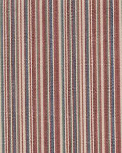 Longaberger Card File Basket Market Stripe Liner NIP