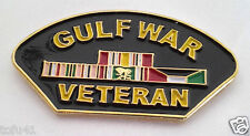 *** GULF WAR VETERAN *** Military Veteran Hat Pin 14233 HO