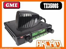 GME TX3500S UHF CB RADIO- 80CH 5 WATT DSP COMPACT SOUND SUITE