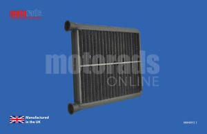 Toyota Landcruiser Prado Colorado 90 series heater matrix Quality UK made NEW