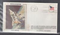 USA klasse Beleg 1979 Space Shuttle Enterprise  K.S.C. Arrival