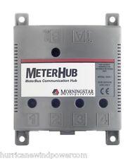 Morningstar HUB-1 MeterHub Communication Hub - TriStar, SunSaver