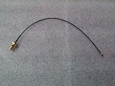U.FL Mini PCI câble d'adaptateur SMA femelle antenne WiFi