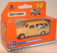1/64 Matchbox Holden FJ Panel Van Surfer on the side
