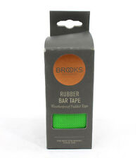 New Brooks Cambium Rubber Bar Tape Green Road Bike Handlebar Tape