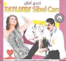 IBRAHIM TATLISES/ CYBIL JAN: Akrkatia, Tek Yashna, Dard Tahadi -Ahzan Turkish CD