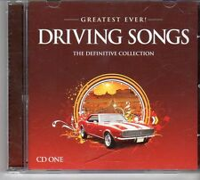 (FD392) Greatest Ever Driving Songs [Disc 1], 17 tracks various artists - 2007