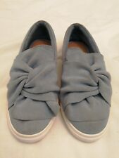 Steve Madden Knotty Sneakers Shoes Blue Size uk 3 eu 36